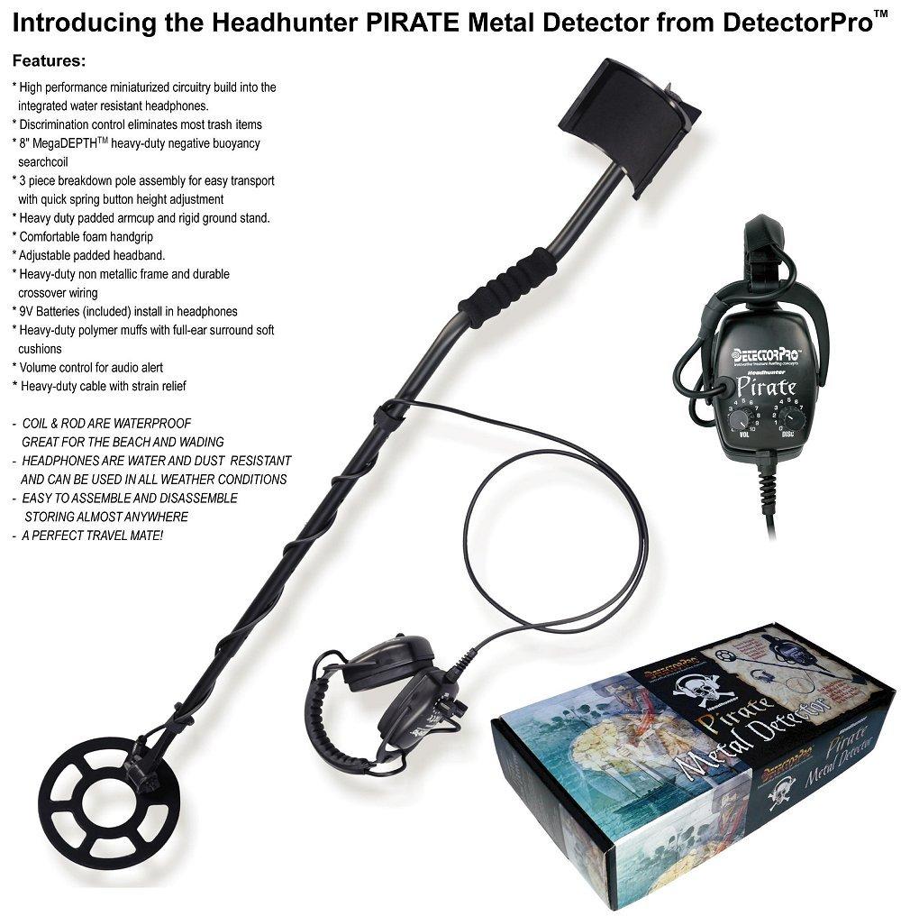 25Металлоискатель пират отзывы